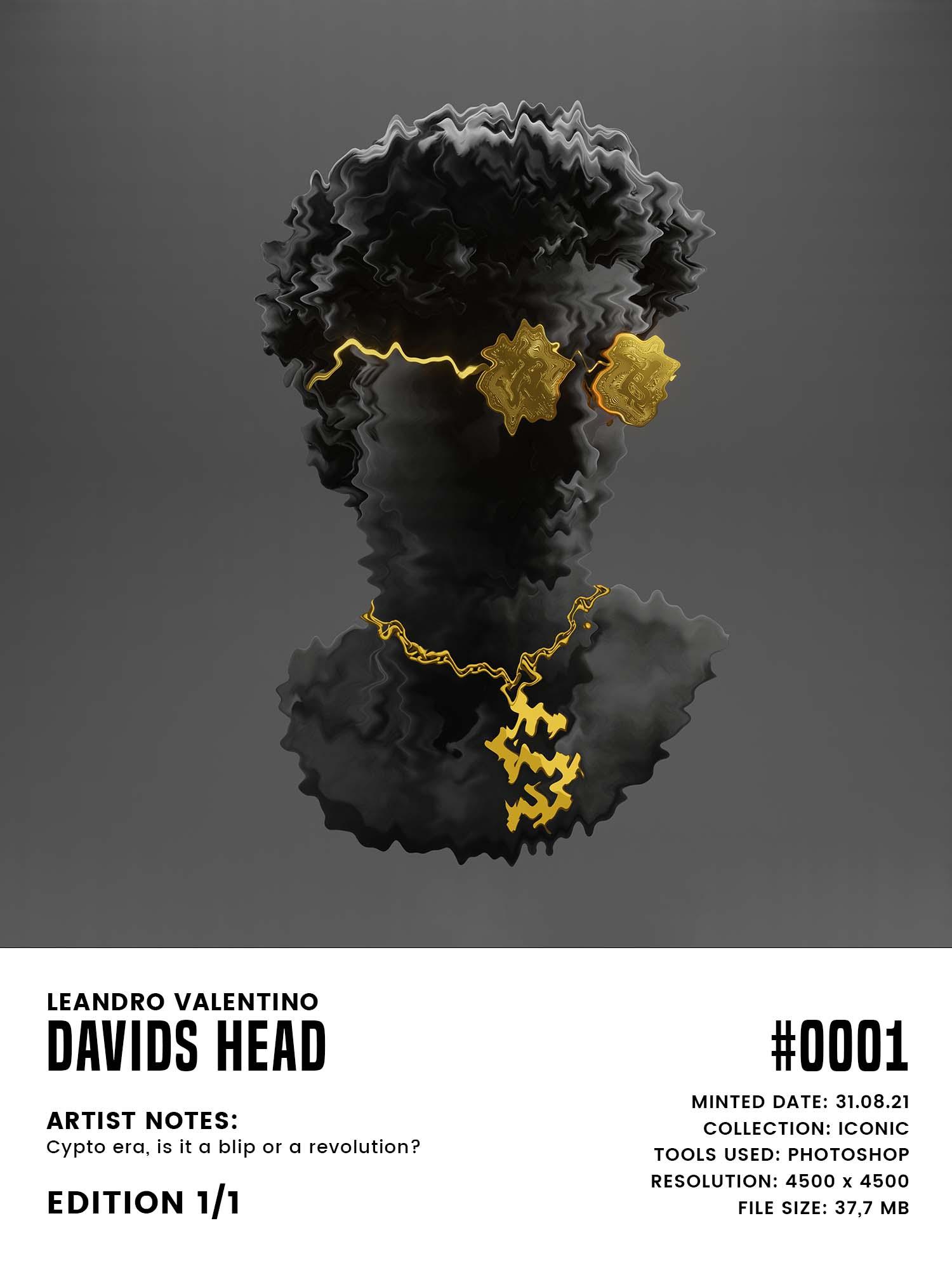 Davids Head